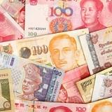 Các đồng tiền châu Á đồng loạt mất giá mạnh so với USD