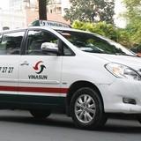 Vinasun gặp khó với Uber và Grab
