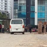 Nam công nhân rơi từ giàn giáo tầng 24 tòa nhà tử vong
