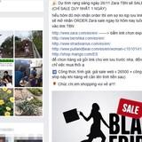 Kiếm cả chục triệu đồng nhờ nhận đặt hàng online dịp Black Friday