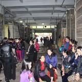 Hà Tĩnh: Hàng trăm tiểu thương ngừng kinh doanh để bãi thị