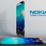Ý tưởng smartphone Nokia không viền, hai màn hình