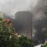 """Địa ốc 24h: Lại cháy lớn tại chung cư của """"đại gia điếu cày"""" Lê Thanh Thản"""