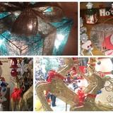Đồ trang trí Noel đắt đỏ, gần 20 triệu đồng/xe tuần lộc