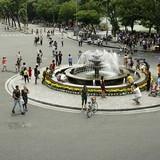 Giãn dân để phát triển không gian đi bộ hồ Hoàn Kiếm