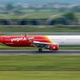 Vietjet hủy nhiều chuyến bay do mưa lớn và sương mù tại miền Trung