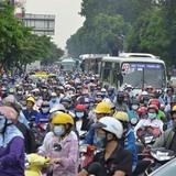 Kẹt xe, đất tuyến phố chính vào Tân Sơn Nhất vẫn gần 200 triệu đồng mỗi m2
