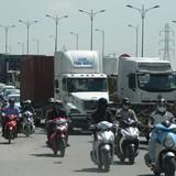 Ô tô vào trung tâm TPHCM thu phí theo kích thước xe
