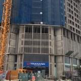 """Dự án Eco-Green City: Tòa nhà đang thi công, Trần Anh """"nhảy vào"""" kinh doanh điện máy"""