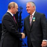 Ứng viên Ngoại trưởng Mỹ thân Nga: Người mở đường cho Exxon Mobil ở nước ngoài