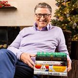 """5 cuốn sách """"gối đầu giường"""" của Bill Gates năm 2016"""