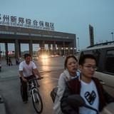 Thành phố iPhone: Viên kẹo đường Trung Quốc