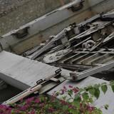 Xem công trình nhạc nước trăm tỷ ở Hải Phòng bị cắt vụn