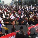Nhiều người trung thành với Tổng thống Hàn Quốc không rời đảng