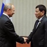 Nga sẽ thay Mỹ tại Philippines?