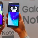 Mỹ bỏ lệnh cấm mang Galaxy Note 7 lên máy bay
