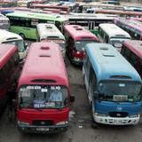 """Giá vé xe Tết tăng """"sốc"""" 60%: Chủ tịch Hà Nội yêu cầu xử lý"""