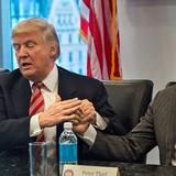 Peter Theil: Từ tỷ phú công nghệ đến cánh tay phải của Trump