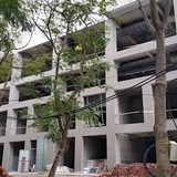 Dự án chung cư AZ Sky Định Công: Đang thi công, dân đã về ở