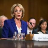 Betsy DeVos: Hành trình nữ tỷ phú thành Bộ trưởng Giáo dục Mỹ