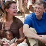 """Bill Gates viết thư """"tri ân"""" Warren Buffett vì đã hiến nhiều tiền cho từ thiện"""