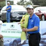 Cú hole-in-one 7 tỷ đồng tại FLC Golf Championship 2017