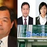 Gia đình ông Trầm Bê sở hữu 179 triệu cổ phiếu tại Sacombank