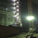 Hai công nhân rơi từ chung cư đang xây tử vong