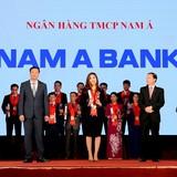 """Nam A Bank 3 năm liên tiếp khẳng định vị thế """"Thương hiệu mạnh"""""""
