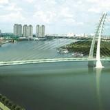 Hơn 8.700 tỷ đồng xây cầu Thủ Thiêm 4 và dời cảng Tân Thuận
