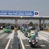 Đường cao tốc TP HCM - Long Thành - Dầu Giây thu phí kín