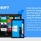Tại sao suốt nhiều năm liền Microsoft không thẳng tay phạt hàng triệu người dùng phần mềm 'lậu'?