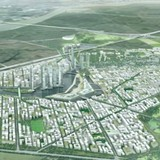 Hà Nội làm đường cắt qua khu chức năng đô thị phía Tây Nam