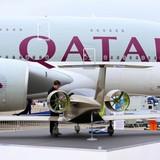 """Giữa bão cấm vận, hãng hàng không Qatar tuyên bố đạt lợi nhuận """"khủng"""""""