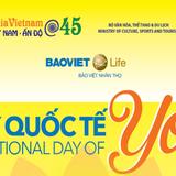 Bảo Việt Nhân thọ đồng hành cùng Đại sứ quán Ấn Độ tổ chức ngày Quốc tế Yoga