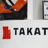 Nhà sản xuất túi khí ô tô Nhật Bản Takata nộp đơn phá sản