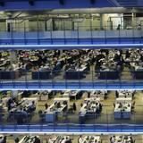 Nhân viên ngân hàng Trung Quốc đổ xô đến Hồng Kông