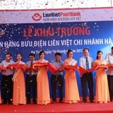 LienVietPostBank chính thức hoàn thành mục tiêu hiện diện tại 63 tỉnh, thành Việt Nam