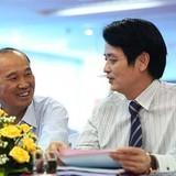 Chuyển động bộ tứ LienVietPostBank, Him Lam, Sacombank, Sacomreal