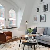 Thiết kế nội thất tuyệt vời của căn nhà chỉ 55m2 cho các gia đình trẻ