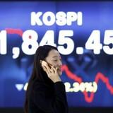 """Nhà đầu tư Hàn Quốc """"sợ"""" ông Trump hơn tên lửa Triều Tiên"""