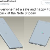 CEO công ty phụ kiện làm lộ thiết kế Galaxy Note 8