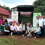 Vinacafé Biên Hòa hỗ trợ phát triển cà phê Buôn Ma Thuột