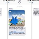 """Thoát tin nhắn SIM rác, người dùng nhận """"bom tin"""" từ nhà mạng"""