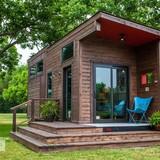 Ngôi nhà di động siêu nhỏ nhưng đầy đủ tiện nghi