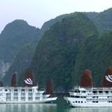 Điểm tên 10 du thuyền lớn nhất Việt Nam