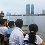 Đà Nẵng trước giờ khai cuộc pháo hoa