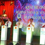 Hải Phòng áp dụng mô hình chính quyền điện tử của Đà Nẵng