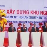 Quảng Nam: Khởi công dự án 4 tỷ USD