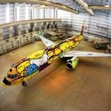 Brazil dùng máy bay siêu độc tại World Cup 2014